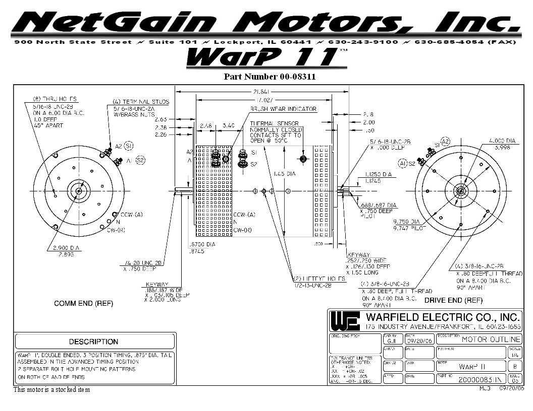 Fiero Based Conversion Rebuild Underway Page 9 Diy Electric Car Electrical Wiring Diagrams Http Wwwdiyelectriccarcom Forums The Drawings Show It As 1702 Long From End Of Motor Case To If Your Transmission Mounts Are In Same Place Mine And You Use An